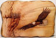 Изделия из дерева. Выжигание чосов и т.д